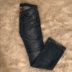 Lucky Brand Lil Maggie's Low Rise Jean: 29/8